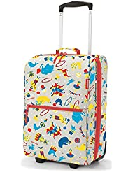 reisenthel Trolley XS Kids Luggage, Lightweight Compact Roller Bag
