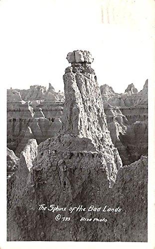 Badlands Postcard - 5