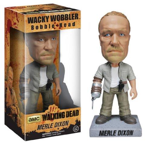 Funko Walking Dead: Merle Wacky Wobbler]()
