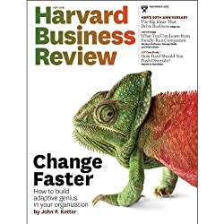 Harvard Business Review, November 2012