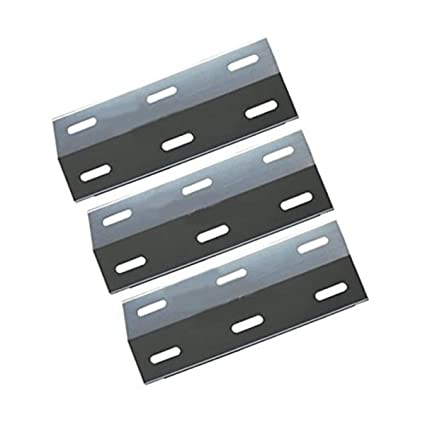 VICOOL hyJ934A, 3-Pack Stainless Steel Heat Plate Replacement for Ducane  Gas Grill Models