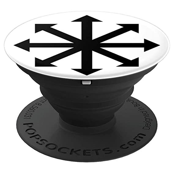 Amazon com: Chaos Magick Chaosphere - PopSockets Grip and