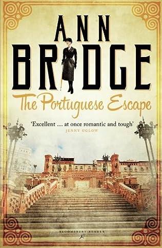 book cover of The Portuguese Escape