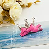 Details About Crystal Crown Baby Kids Girls Children Shiny Princess Rabbit Ears