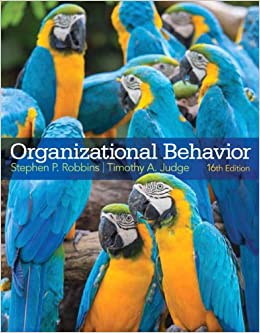 chapter 1 robbins judge pdf Essentials of organizational behavior robbins and judge - pdf organizational behavior robbins 16th edition  1 / 1     title.