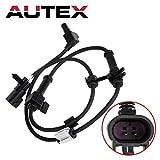 AUTEX ABS Wheel Speed Sensor Front Left/Right 15158254 ALS1337 For 2003-2006 Chevrolet SSR/2002-2009 Chevrolet Trailblazer/2002-2006 Chevrolet Trailblazer EXT/2002-2009 GMC Envoy/2002-2006 GMC Envoy