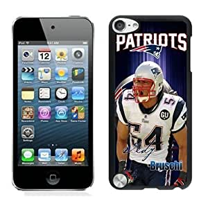 NFL New England Patriots iPod Touch 5 Case YMH90918 NFL Phone Case Cover Design Plastic by kobestar