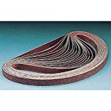 3M Cubitron 977F Coated Ceramic Sanding Belt - 80 Grit - 2 in Width x 72 in Length - 84008 [PRICE is per BELT]