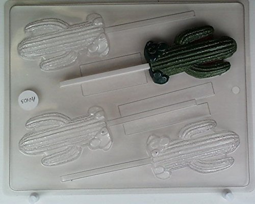 - Cactus AO103 All Occasion Chocolate Candy Mold