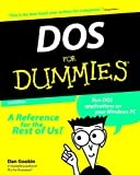 img - for DOS For Dummies book / textbook / text book