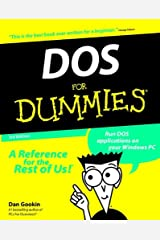 DOS For Dummies Kindle Edition