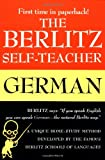 Berlitz Self-Teacher: German, Berlitz GlobalNet Staff and Joyce L. Vedral, 0399513221