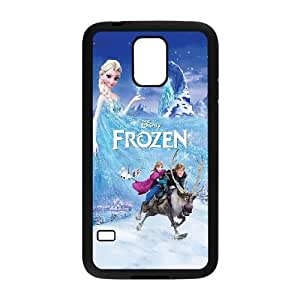 Samsung Galaxy S5 Cell Phone Case Black Entertainment frozen disney LSO7910761