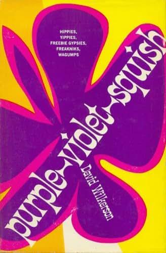 Purple Violet Squish