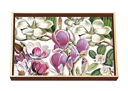 Michel Design Works Wooden Decoupage Vanity Tray