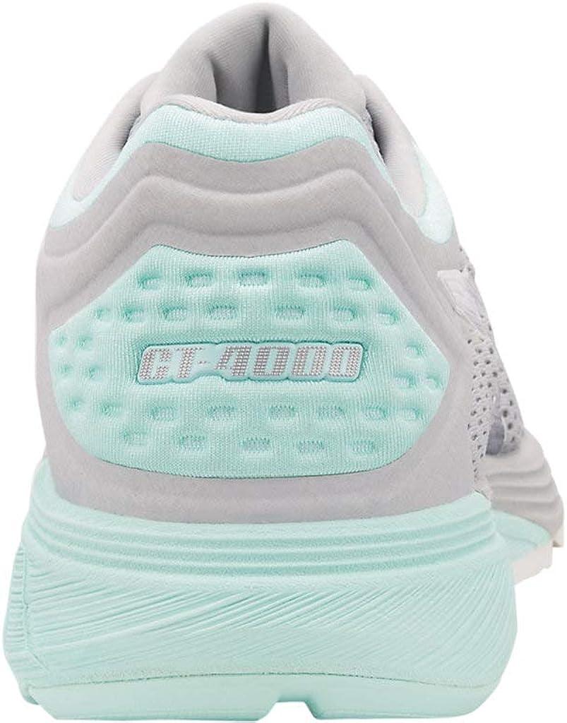 ASICS - Chaussures Gt-4000 pour Femme Gris Moyen Glacé