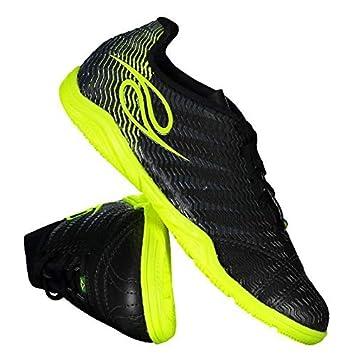 Chuteira Dalponte Wembley Futsal Juvenil Preta  Amazon.com.br ... bab72ce118c84