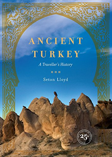 Ancient Turkey: A Traveller's History ()