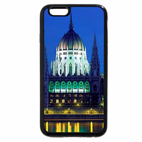 iPhone 6S / iPhone 6 Case (Black) Parliament Building Hungary