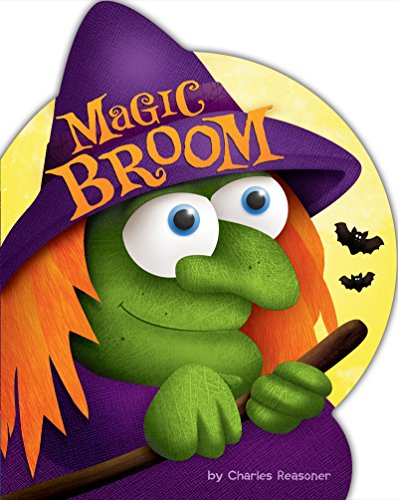 Magic Broom (Charles Reasoner Halloween Books)