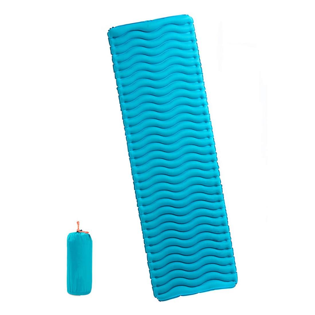 DMGF Leichte Isomatte Aufblasbare Matte Kompakte Outdoor Aufblasbare Matratze Für Zelt RV Camping Wandern Wandern 74  24 ''