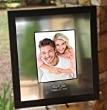 Wedding Signature Frame Guest Book, Silver, Guest Book Alternative