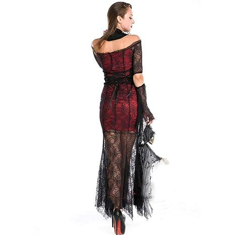 Disfraz de bruja de la señora, disfraz de bruja sexy de Halloween ...