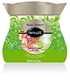 Renuzit 1938959 Pearl Scents, Sparkling Rain, 8/9 oz. (Pack of 8)