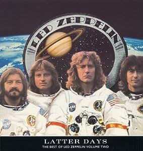 Led Zeppelin Latter Days Best Of Led Zeppelin Vol 2