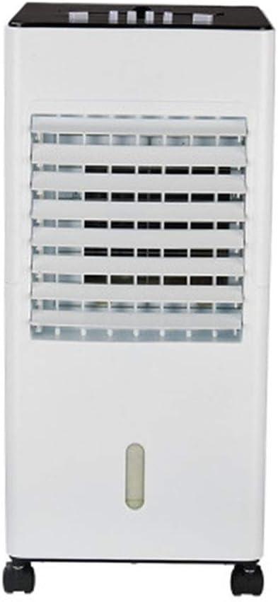 Aire acondicionado ventilador pequeño refrigerador agua aire ...