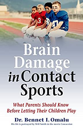 list of contact sports