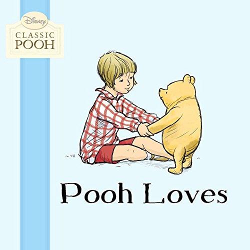 Download Pooh Loves (Disney Classic Pooh) pdf