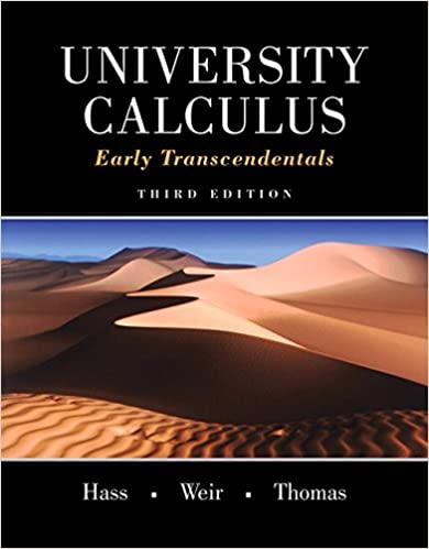University calculus early transcendentals 3rd edition joel r university calculus early transcendentals 3rd edition 3rd edition fandeluxe Gallery