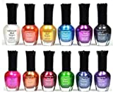 Kleancolor Nail Polish - Awesome Metallic Full Size