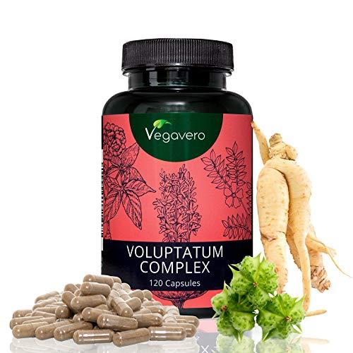 Desire Complex with Maca Root Extract, Tribulus Terrestris Fruit Extract +...