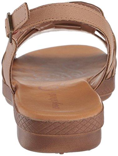 Flat Easy Street Nude Madbury Women's Sandal aqng8qHU