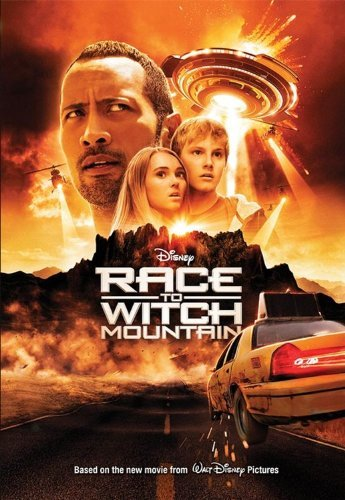 Race to Witch Mountain: The Junior Novel (Junior Novelization) by James Ponti (27-Jan-2009) Paperback
