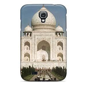 BrandonSabado Premium Protective Hard Case For Galaxy S4- Nice Design - Tajmahal