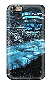 Hot TTuGdCw1508VfIGA San Jose Sharks Hockey Nhl (26) Tpu Case Cover Compatible With Iphone 6