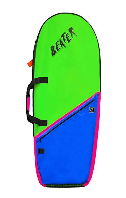 5cef8b8e7d5a Amazon.com : Catch Surf Catch Surf Board Bag, Lime/Blue, One Size ...