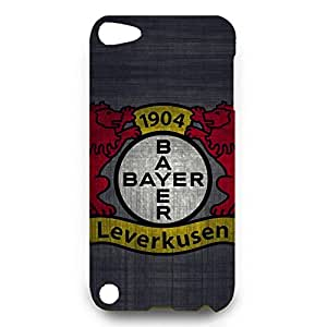 DIY Design FC Bayer 04 Leverkusen Football Club Logo Phone Case Cover For Ipod Touch 5Th 3D Plastic Phone Case