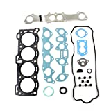 CNS EH812E1 Graphite Cylinder Head Gasket Set for Isuzu Amigo Impulse Pickup Trooper II 2.3L 2254CC Sohc (8-Valve) 4ZD1 Engine 86-95