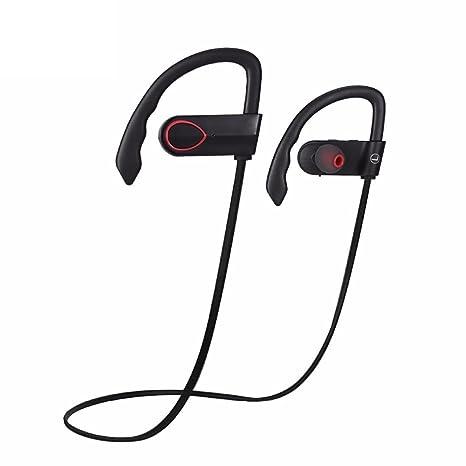 Joyeer Auricular inalámbrico Bluetooth prueba de sudor estéreo ...