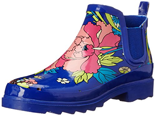 The Royal Flower Women's Rain Rhyme Sak Power Boot SwqZSHr