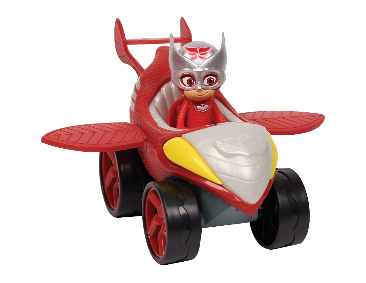 PJ Masks Power Racer - Owlette & Owl-Glider by PJ Masks