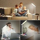 HARMONIC LED Desk Lamp with Wireless