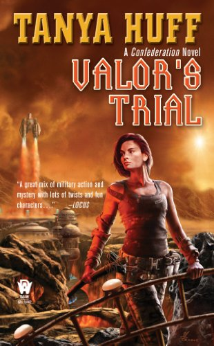 book cover of Valor\'s Trial