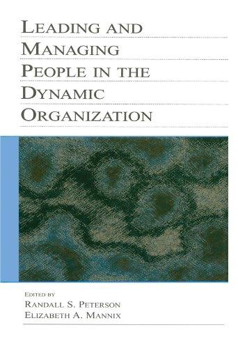 dynamic organization - 4