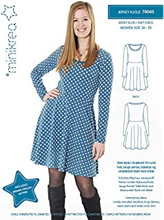 Kleid schnittmuster marie