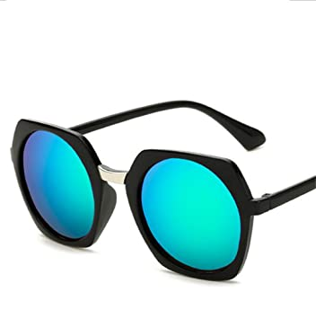 Moda, gafas de sol, gafas de sol, gafas de sol retro señoras ...